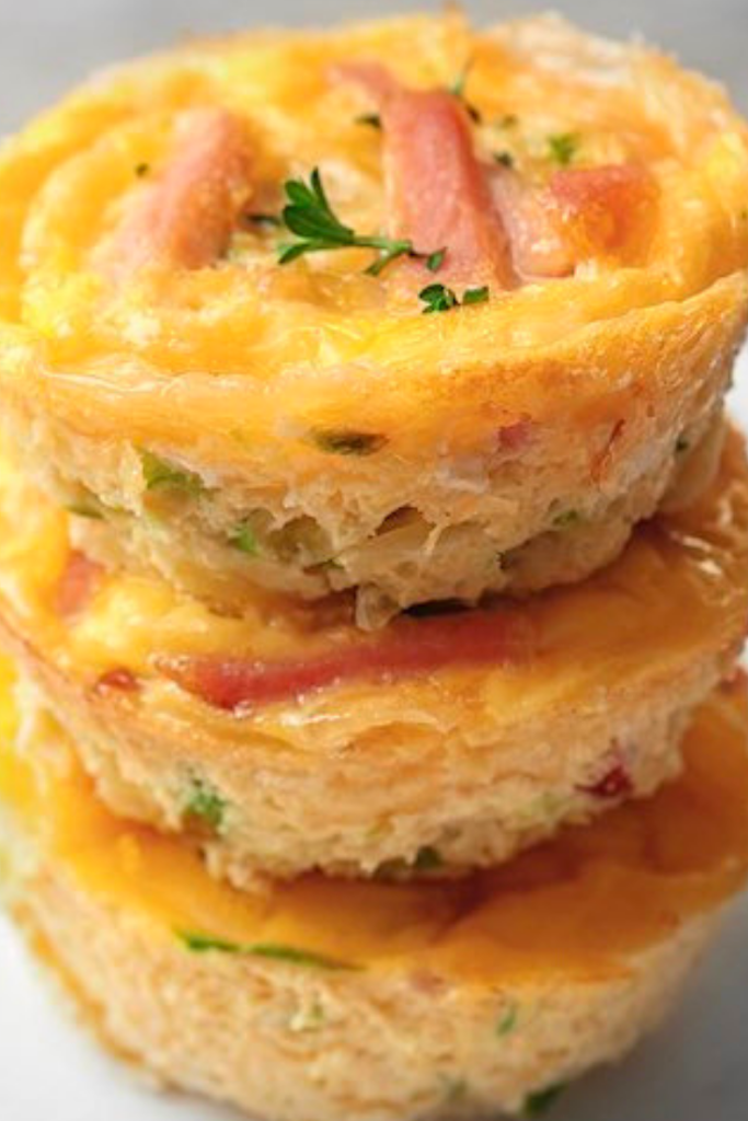 EASY LOW CARB EGG MUFFINS